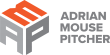 Adrian Mouse Pitcher Builder Logo